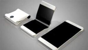 telefonos inteligentes plegables