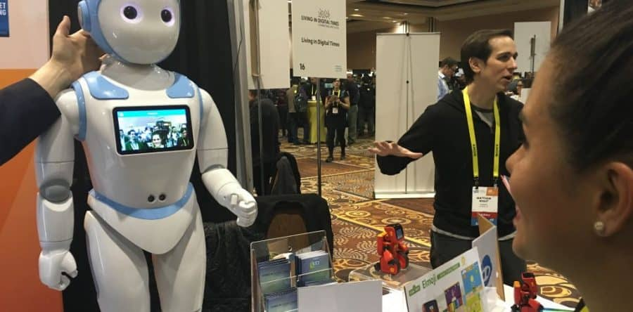 ces 2017 inteligencia artificial