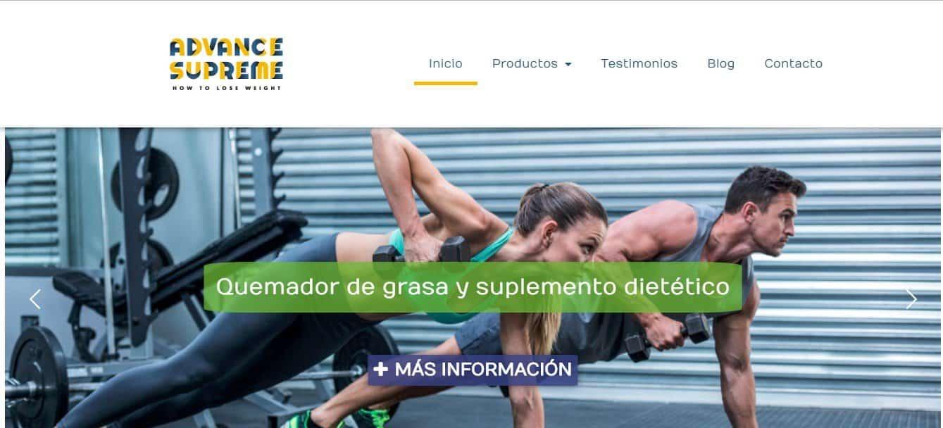 Proyecto Advance Supreme