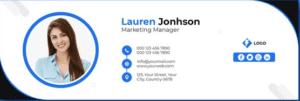 ¿Cómo hacer una firma de correo electrónico para empresas de turismo?